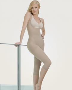 Image of Braless Capri Body C1386