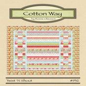 Image of Twist 'N Shout - PDF Pattern #932
