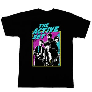 Image of Active Set 'comic' shirt