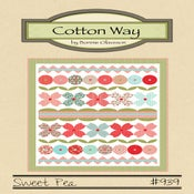 Image of Sweet Pea - Paper Pattern #939
