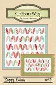 Image of Ziggy Petals - Paper Pattern #941