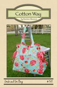Image of Grab and Go Bag and Mat - Paper Pattern #949