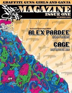 Image of Four G's Magazine - Issue One