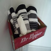 Image of Vintage 'Dr Pepper' Crate