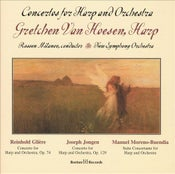 Image of Gretchen Van Hoesen:  Concertos for Harp and Orchestra