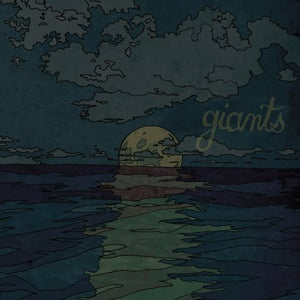 """Image of Giants """"Old Stories"""" LP  REPRESS!"""