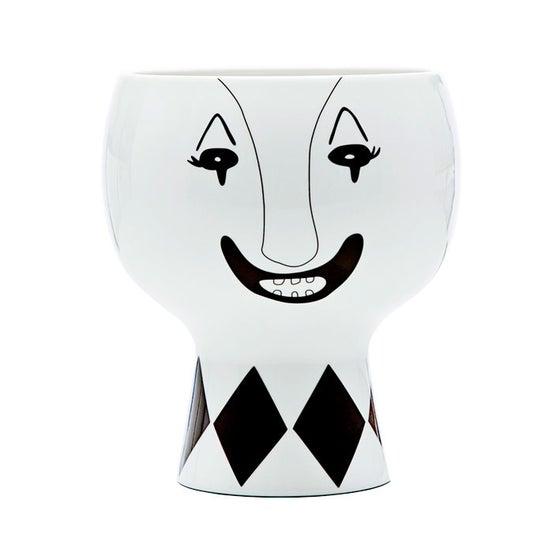 Image of Flower me happy pot - Mr. Clown