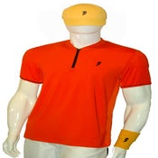 Image of Tennis zipped shirts