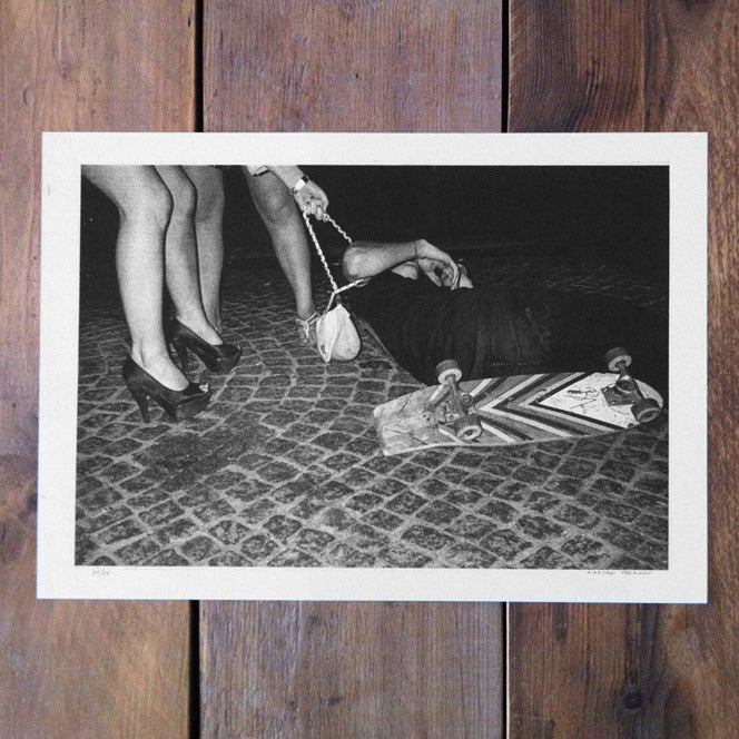 Image of ROLL MODELS | stencil 'MIDNIGHT TO SIX'