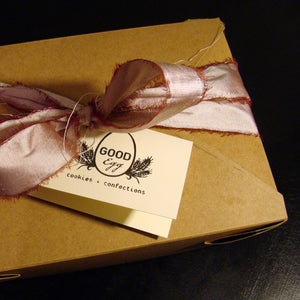 Image of holiday gift box: assorted
