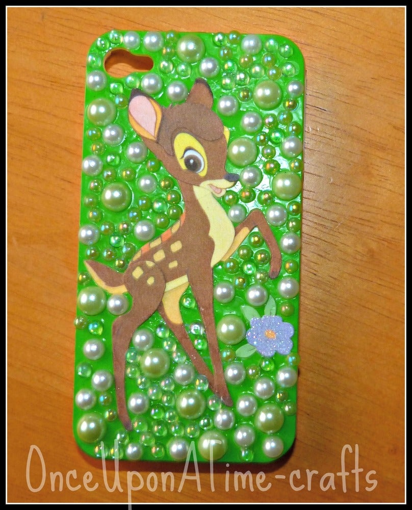 Once Upon a Time u2014 Bambi iPhone 4/4s case