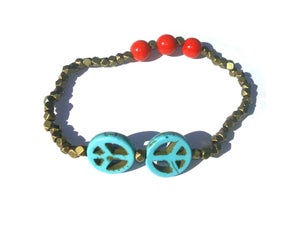 Image of Peaceful Summer Bracelet