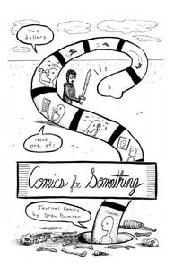 Image of Comics for Something