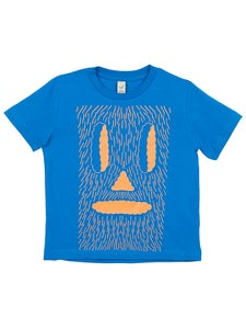Image of Marcus Oakley kid's t-shirt blue