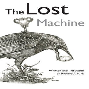 Image of The Lost Machine (signed book)