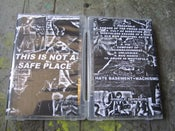 "Image of Hate Basement+Machismo ""This is Not a Safe Place"""