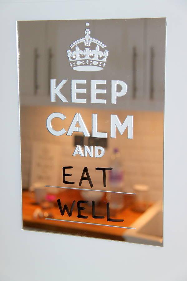 Image of Keep Calm Board