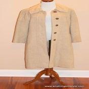 Image of Lorendale Wool beige Coat