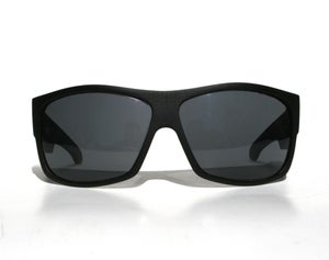 Image of Fishing Sunglasses -Pistolwhip - Matte Black /Cision Lens