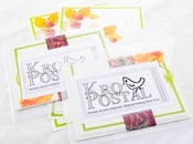 Image of Poppy Stationary - Set of 2