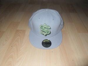 Image of Billionaire Boys Club Diamond Fitted Cap Hat 7 3/4 7 7/8