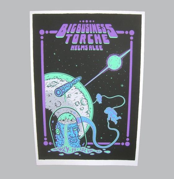 Image of Big Biz show poster