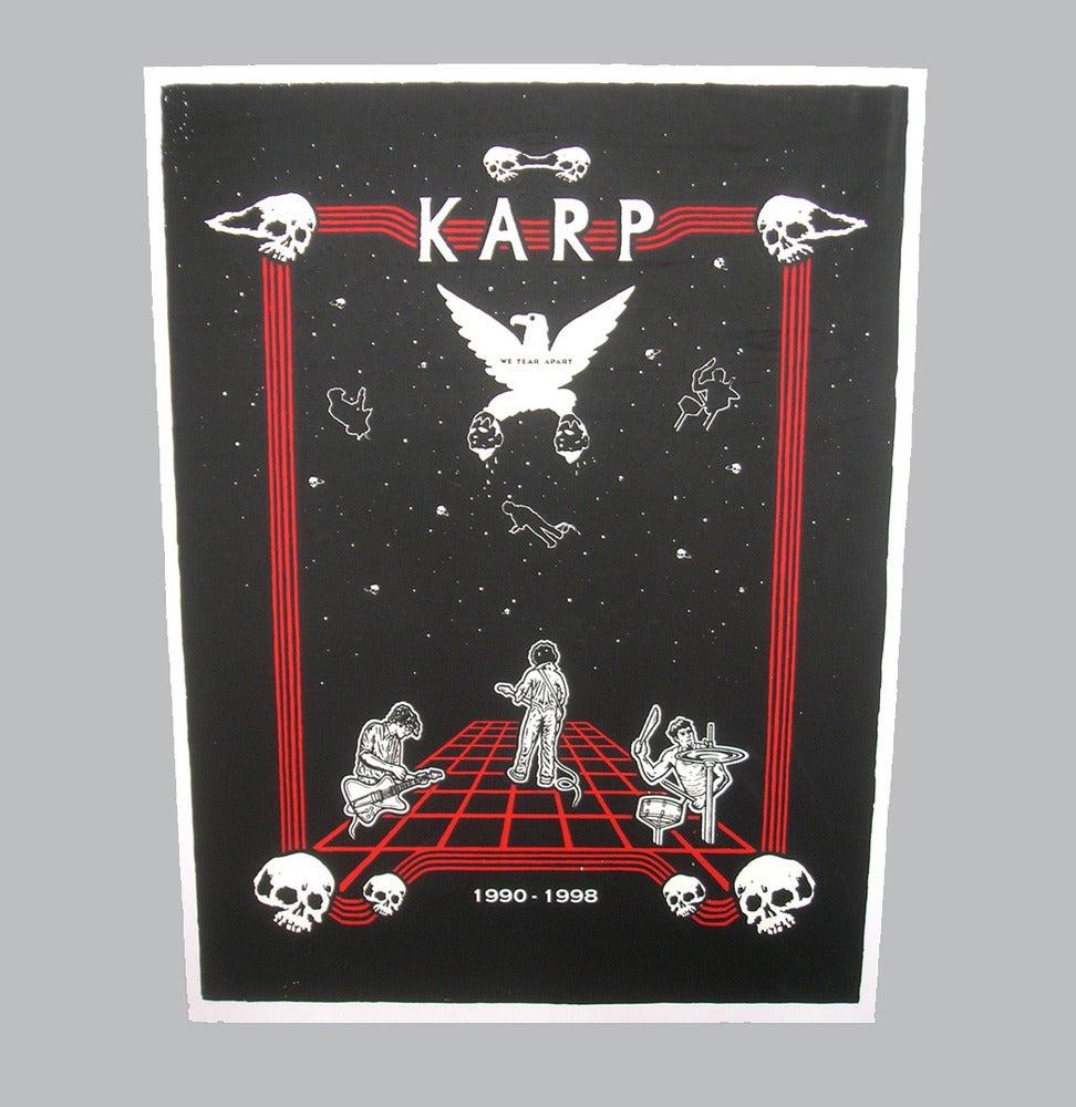 Image of karp tribute poster - NFS