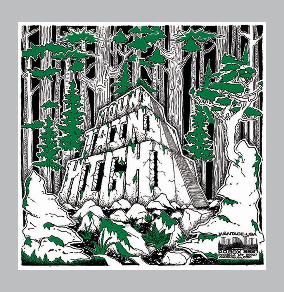 "Image of mtn.high - ""split 12"" w/ no-fi soul rebellion"" - cover art"