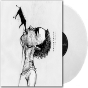 "Image of 'Peregrine' Limited Edition 1-sided white 7"" Vinyl & Download"