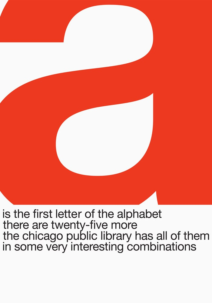 Image of Chicago Public Library Redux