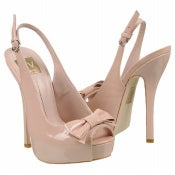 Image of DOLCE VITA NUDE HEELS SZ 8 FREE SHIPPING