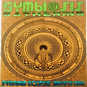 Image of Symbiosis 2012 poster by Damon Soule
