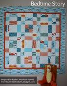 Image of Bedtime Story Quilt Pattern (PDF File)