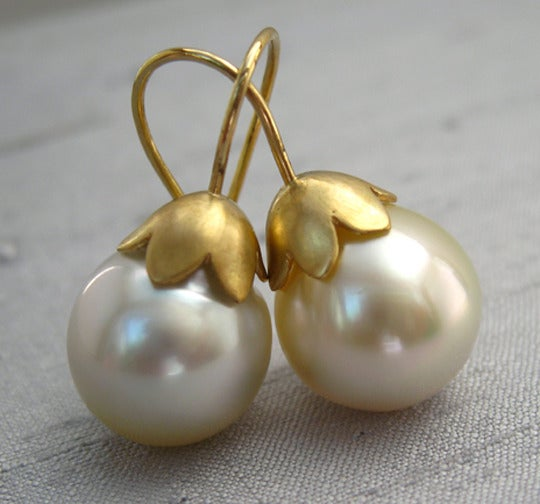 Image of South Sea Pearl Morning Glory 18k