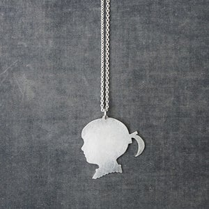 Image of Custom Made Silhouette Charm