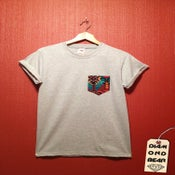 Image of Navajo Pocket Tee Unisex