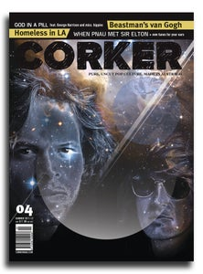 Image of CORKER Magazine Issue 4: Summer 2011-12 (PRINT EDITION)