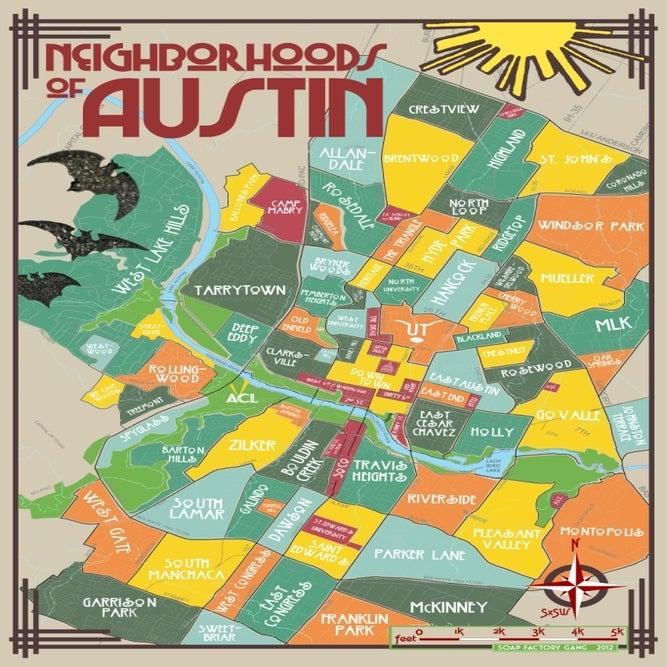 Neighborhood  Austin Rental Reviews