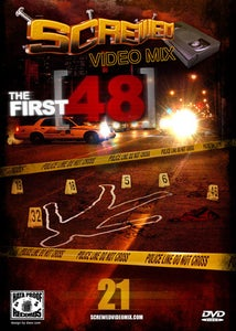 Image of Screwed Video Mix Vol 21 - The First 48