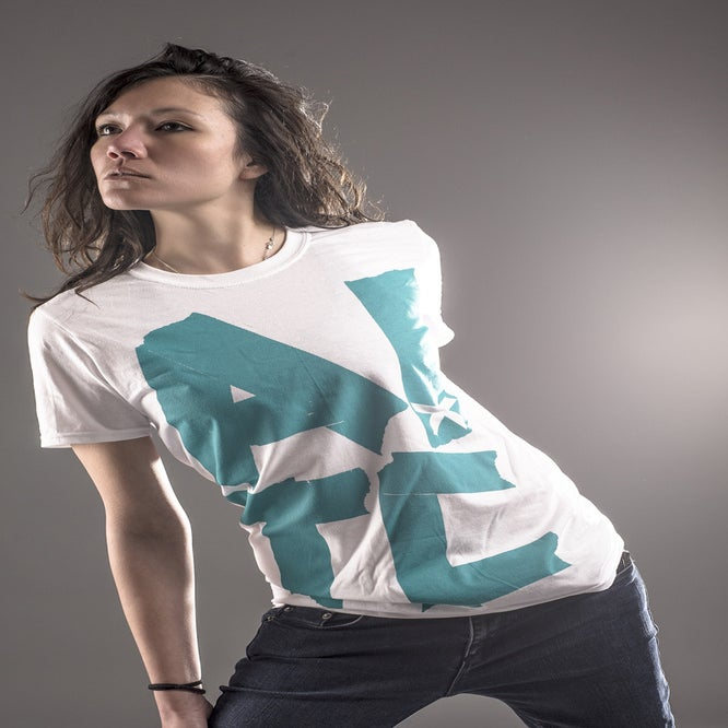 Image of AITC* Tape Mint Tee
