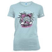 Image of Sleep Attack - Girls Light Teal