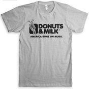 Image of Donuts & Milk logo