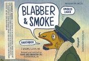 Image of Blabber & Smoke giclée print