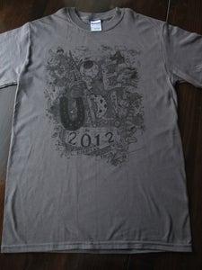 Image of Euro Tour Tee - Gray