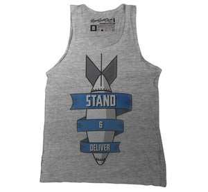Image of Stand & Deliver Tank Top