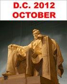 Image of Washigton, D.C.<BR />October 10 - 15, 2012