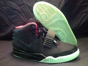 "Image of Nike Air Yeezy 2 NRG ""Solar"" #508214-006"