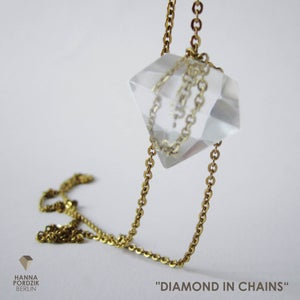 Image of DIAMOND IN CHAINS