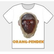 Image of 'BLONDIE' ORANG-PENDEK T-SHIRT