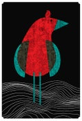Image of Seabird Silkscreen Art Print